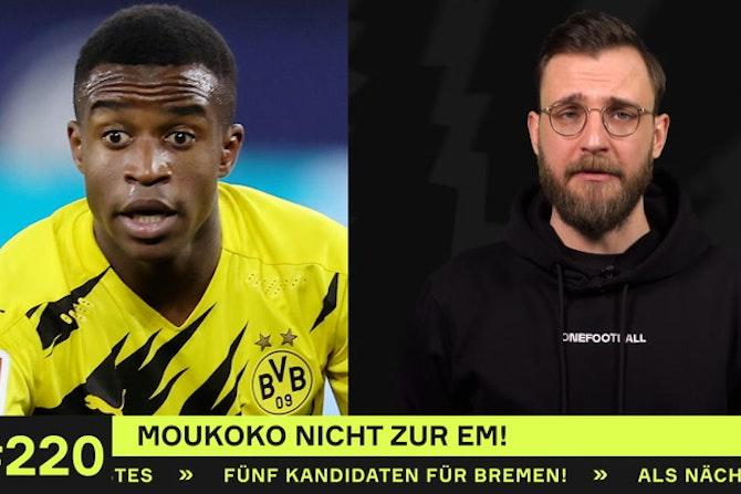 Moukoko nicht zur EM!