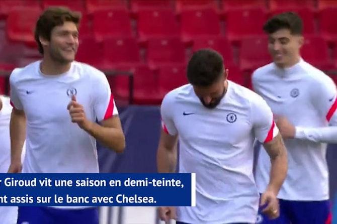 Chelsea - La drôle de saison d'Olivier Giroud