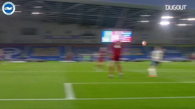 Melhores gols do Brighton em 2020