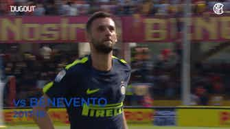 Preview image for Marcelo Brozović's top five Inter goals