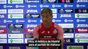 """Imagen de vista previa para Míchel: """"El Atlético tiene la mejor plantilla junto al Sevilla"""""""