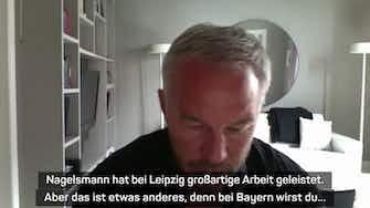 """Vorschaubild für Andersson über Nagelsmann: """"Bayern ist anders"""""""
