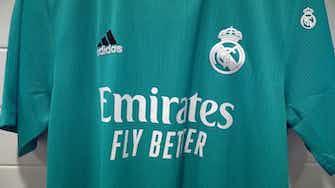 Imagem de visualização para Real Madrid divulga nova terceira camisa para 2021/22