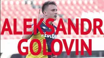 Vorschaubild für Stats Performance der Woche: Aleksandr Golovin
