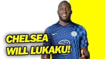 Vorschaubild für Der FC Chelsea hinter Romelu Lukaku her!