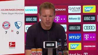 """Vorschaubild für Nagelsmann nach 7:0-Hammer: """"Glücklich mit Ergebnis"""""""