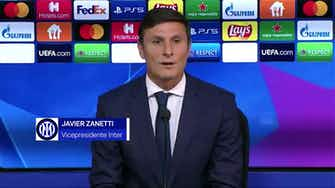 """Anteprima immagine per Zanetti sui sorteggi: """"Tradizione Real, conosciamo De Zerbi e vogliamo gli ottavi"""""""