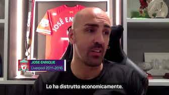 """Anteprima immagine per Barça, José Enrique attacca: """"Dembélé, Griezmann, Suarez: perché?"""""""