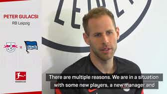Preview image for Gulacsi calls for stability at RB Leipzig