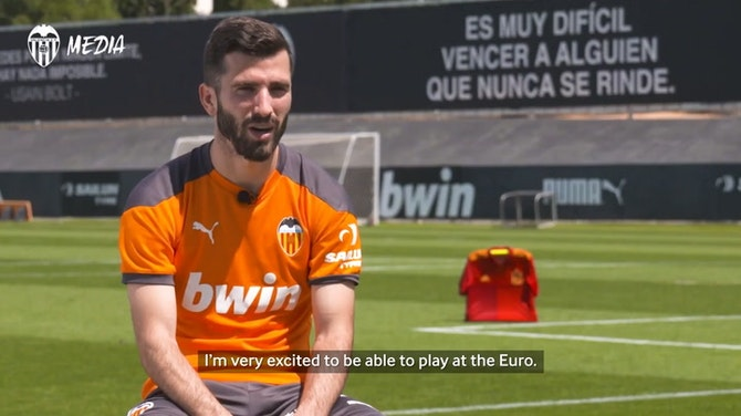 José Gayá: 'Playing for the national team is the nicest thing'
