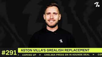Preview image for Villa to REPLACE Grealish with which player?!
