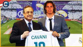 Image d'aperçu pour Cavani nouvel attaquant du Real Madrid ? Arrivée prévue Janvier 2022 ?