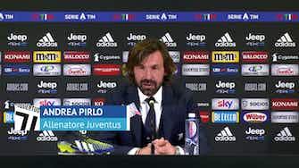 """Anteprima immagine per La preoccupazione di Pirlo: """"Abbiamo sbagliato la partita"""""""