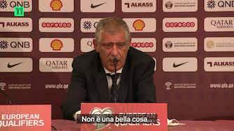 """Anteprima immagine per Santos preoccupato: """"Prendiamo troppi gol"""""""