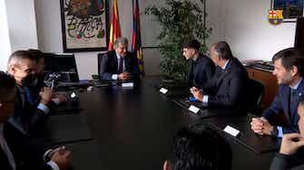 Imagem de visualização para Pedri renova com o Barça até 2026; multa é de 1 bilhão de euros