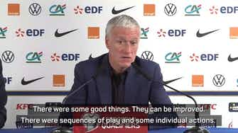 Preview image for Star French forwards failed to fire fully in Bosnia draw - Deschamps