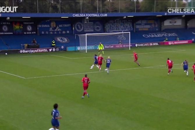 Les féminines de Chelsea glane le titre contre Reading