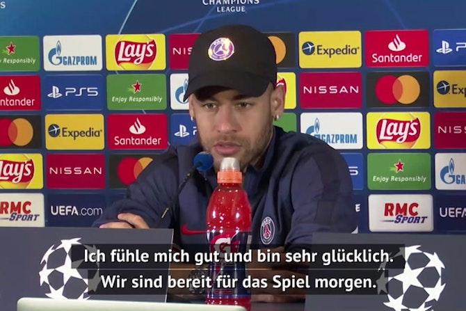 """Neymar: """"Werde alles für den CL-Finaleinzug tun"""""""