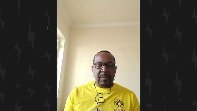 Imagem de visualização para Dava pra segurar? Ex-zagueiro do Borussia fala sobre Haaland