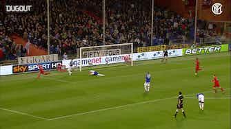 Anteprima immagine per Il gol di Rodrigo Palacio contro la Sampdoria