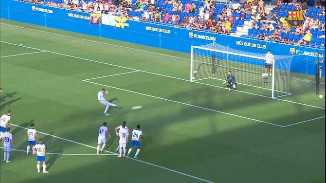 Imagem de visualização para Com direito a gol de Depay, Barcelona vence o Girona em amistoso