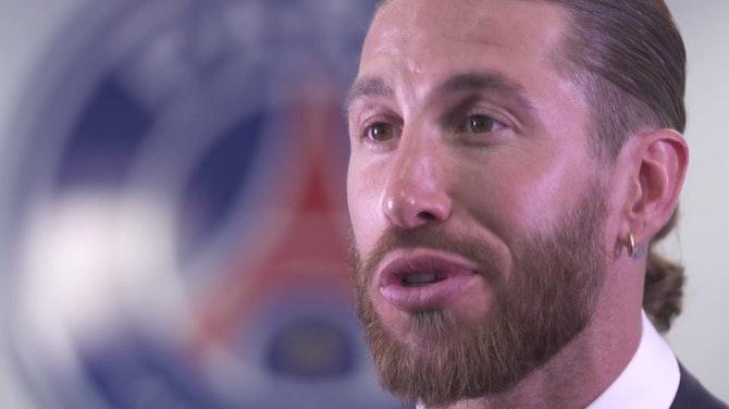 """Imagen de vista previa para Sergio Ramos ficha por el PSG: """"Estoy orgulloso del paso que he dado"""""""