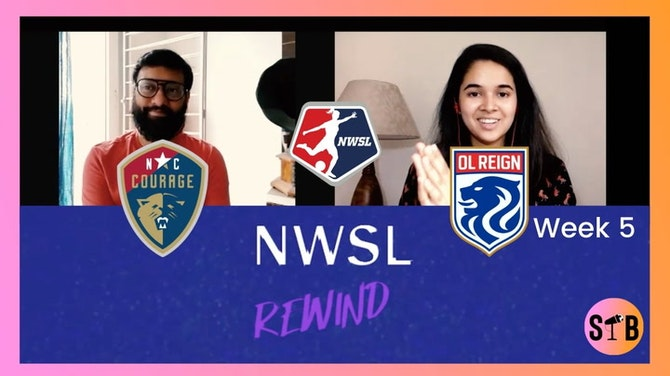 Preview image for North Carolina Courage 2-1 OL Reign | #NWSLRewind Week 5