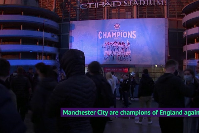 Manchester City - Road to the title