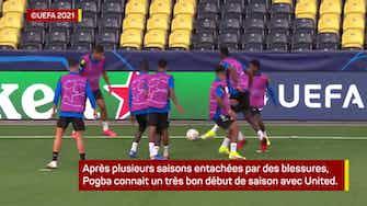 Image d'aperçu pour Manchester United - Paul Pogba, le maître du milieu