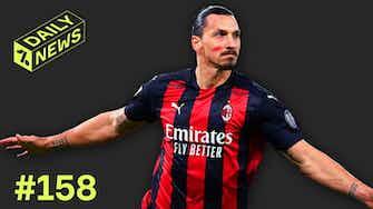 Vorschaubild für Zlatan Ibrahimovic: 500 Tore für seine Clubs! Nils Petersen bleibt!