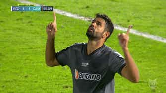 Preview image for Diego Costa's incredible debut goal with Atlético-MG