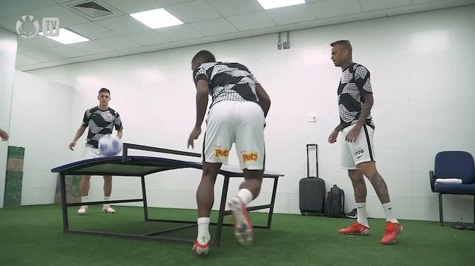 Imagem de visualização para Bastidores da vitória do Corinthians na Arena Pantanal