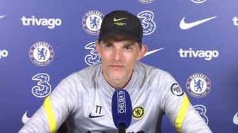 Preview image for It's NOT good if Cristiano plays for one of our rivals! Thomas Tuchel