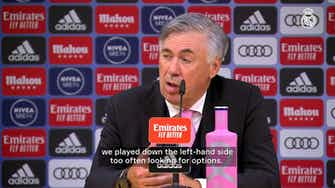 Preview image for Carlo Ancelotti: 'Why VAR did not intervene I don't know'