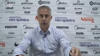 Imagem de visualização para Sylvinho fala da dificuldade ofensiva do Corinthians