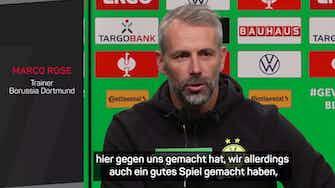 """Vorschaubild für Matchwinner Hazard: Rose lobt """"seriöse Leistung"""""""