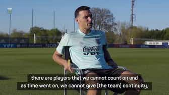 Preview image for Scaloni admits Dybala and Aguero squad headache