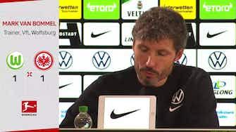"""Vorschaubild für Van Bommel: """"Bin eigentlich enttäuscht, aber ..."""""""