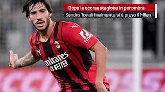 Anteprima immagine per Tonali insostituibile, numeri da Top con il Milan