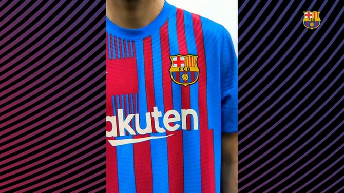 Here are the Barça stars in the new kit