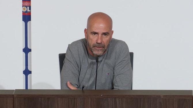 """Image d'aperçu pour Lyon - Bosz : """"Toko-Ekambi est un joueur intelligent"""""""