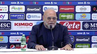 """Anteprima immagine per Cosmi: """"Non si può giocare in quella maniera col Napoli"""""""