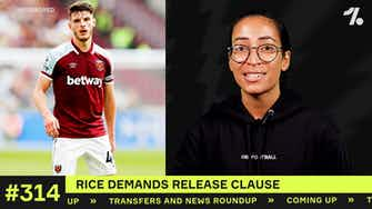 Preview image for Declan Rice wants West Ham release clause!
