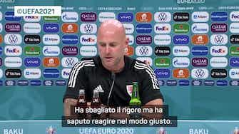 """Anteprima immagine per Galles, Page avvisa l'Italia: """"Stiamo già pensando a domenica"""""""