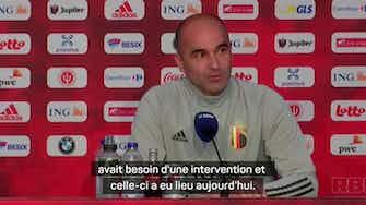 Image d'aperçu pour Belgique - Opéré, De Bruyne sera bien là