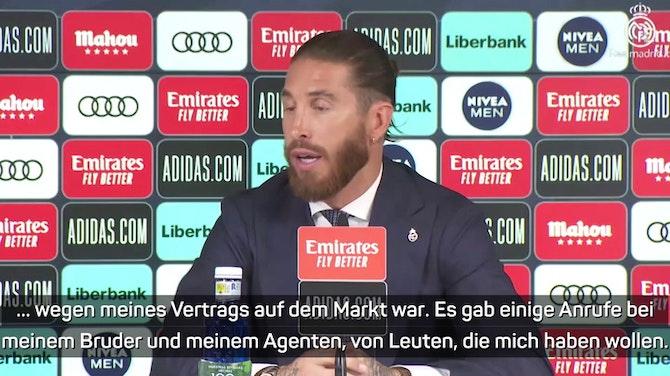Nach Real-Abgang: Diese Klubs schließt Ramos aus