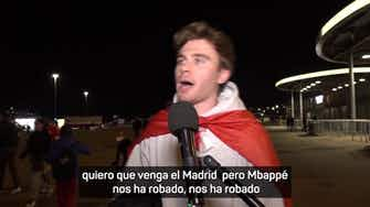 Imagen de vista previa para FÚTBOL: UEFA Nations League: Ilusión en la afición española. Reacciones tras España 1-2 Francia
