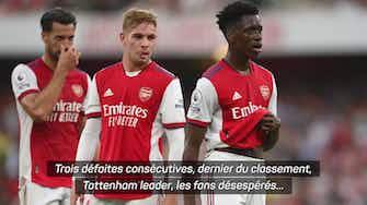 """Image d'aperçu pour Arsenal - Lokonga : """"Nous n'avons pas fait un bon début de saison"""""""