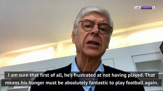 Preview image for Ozil needs a warm environment to succeed - Wenger