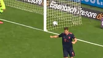Preview image for Muller makes history with record-breaking assist vs Leverkusen